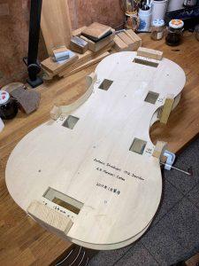 Antonio Stradivari 1712 Davidov チェロ